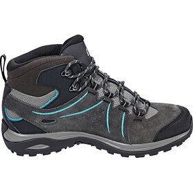 Salomon Ellipse 2 Mid LTR GTX Shoes Dam phantom/castor gray/aruba blue